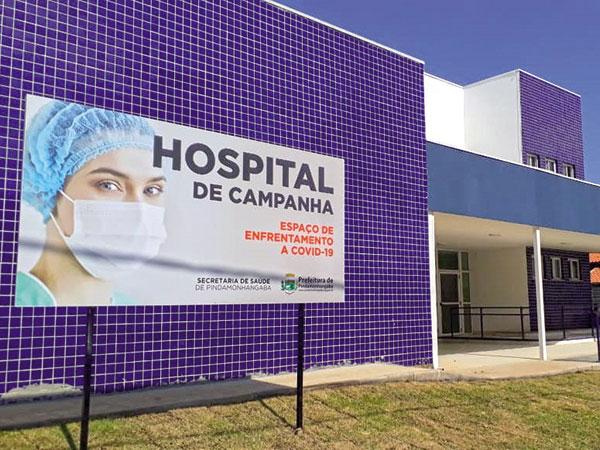 Pinda altera protocolo de atendimento para covid-19; Hospital Campanha será exclusivo para internações
