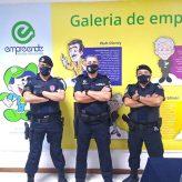 GCM Pinda participa de seminário sobre boas práticas na gestão da segurança urbana
