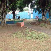 Limpeza geral acontece nos bairros de Moreira César