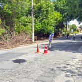 Moreira César recebe limpeza geral dos bairros e operação tapa buraco