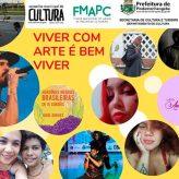 Secretaria de Cultura e Turismo incentiva projeto cultural para moradores de zonas periféricas