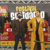 """""""Festival Solidário"""" online segue até sábado"""