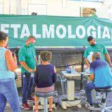 Prefeitura retoma Mutirão da Oftalmologia dia 28 de junho