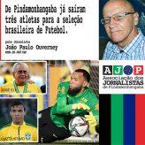 De Pindamonhangaba já saíram três atletas para a seleção brasileira de futebol